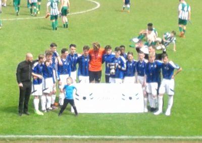 U15 Cup Winners 2017