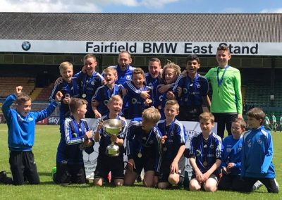 u12 blues cup winners 2017